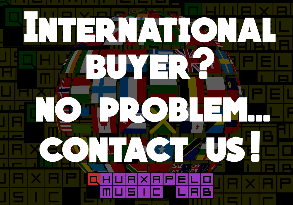 International Buyer? No Problem!