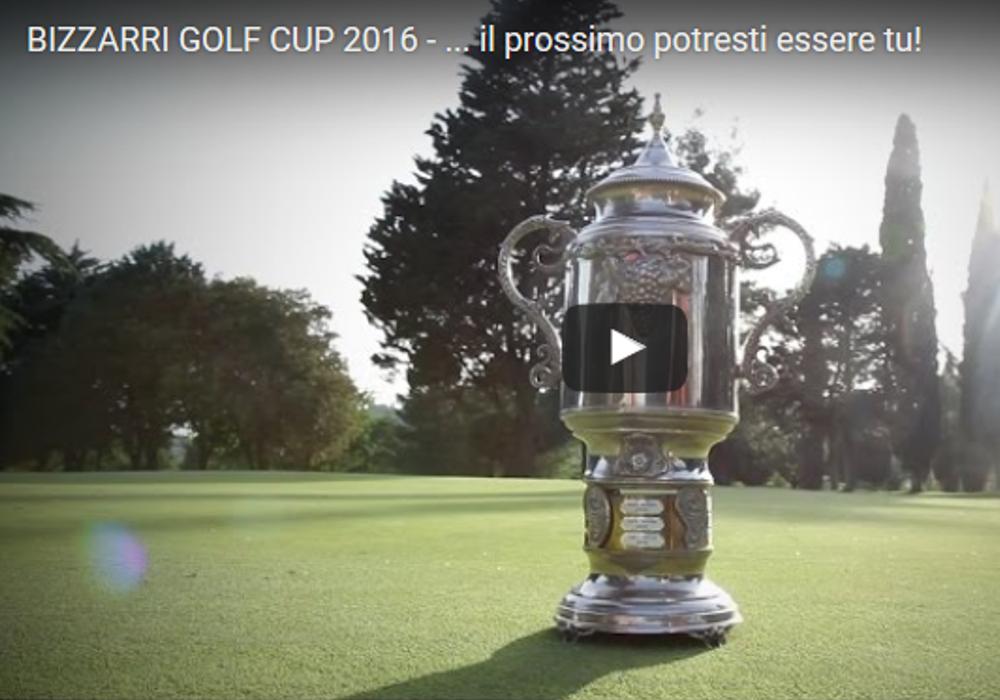 Bizzarri Golf Cup, l'ultima collaborazione tra Tommaso Scorteccia e Qhuaxapelo!