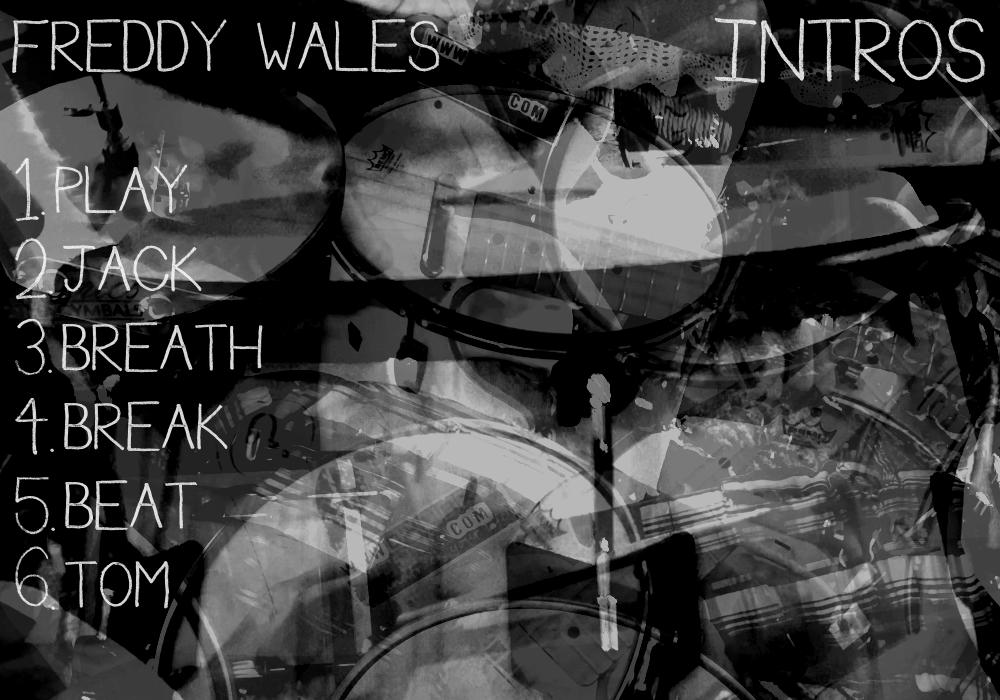 Intros, il nuovo LP di Freddy Wales