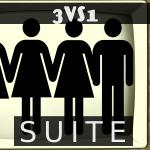 3VS1 (SUITE) - uso-privato