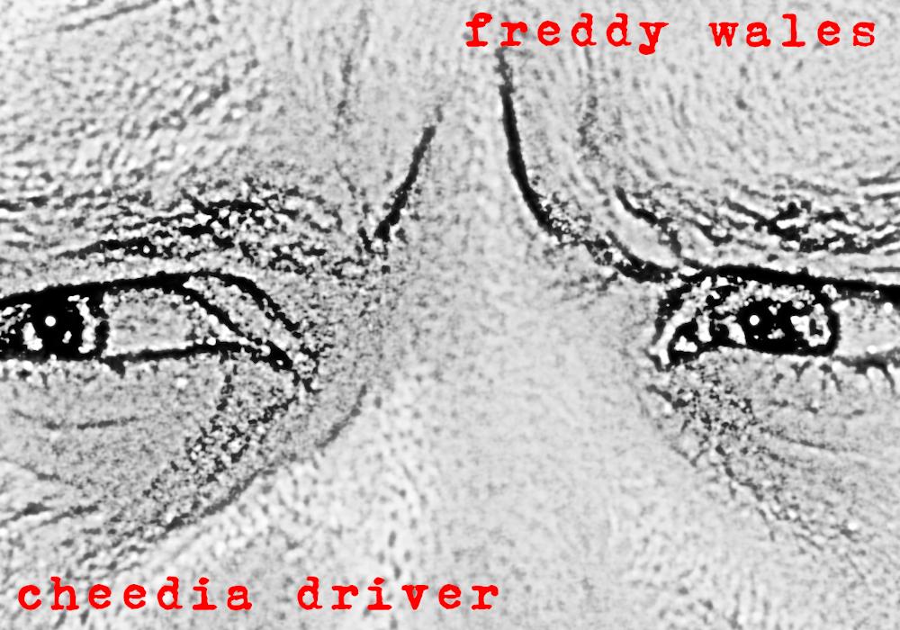 """Online """"Cheedia Driver"""", il nuovo LP di Freddy Wales!!!"""