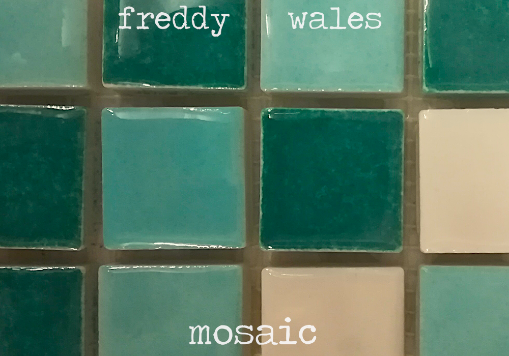 Mosaic, l'ultimo LP di Freddy Wales è online!!!