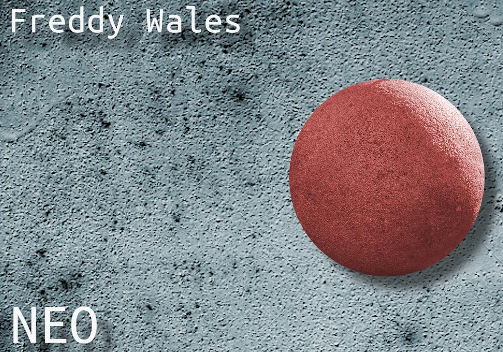 Neo, l'ultimo LP di Freddy Wales!