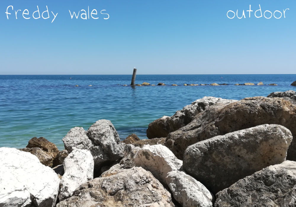 """È online """"Outdoor"""", l'ultimo LP ambient/lounge firmato Freddy Wales!!!"""